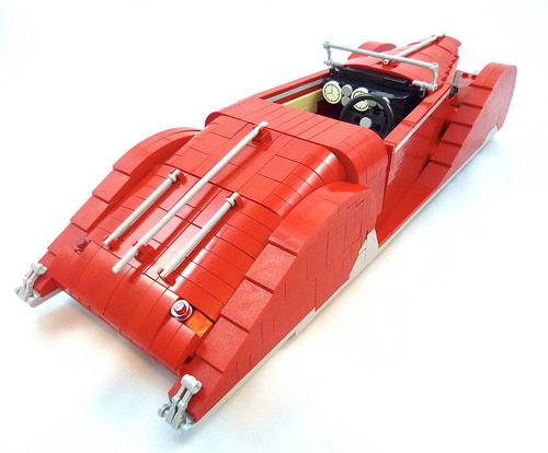 Lego Delahaye 136