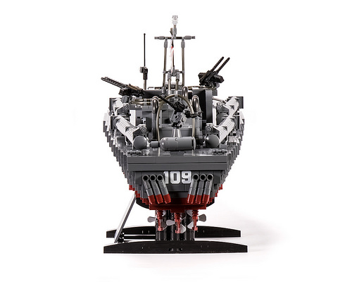 Lego PT-109 Patrol Torpedo Boat