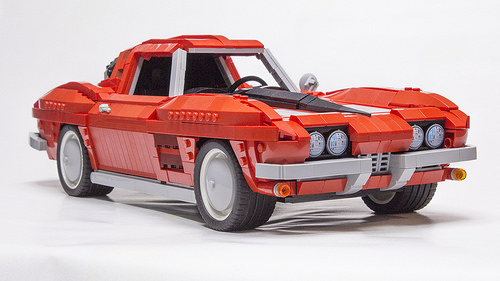 Stingray The Lego Car Blog