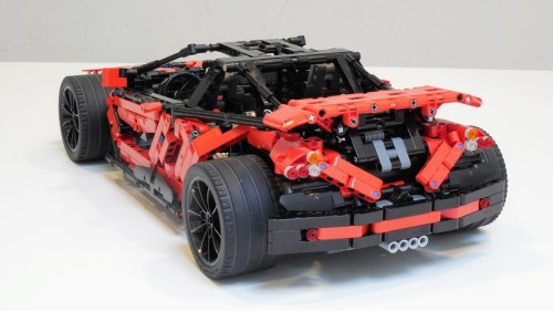 Lego Technic Hammerhead Supercar