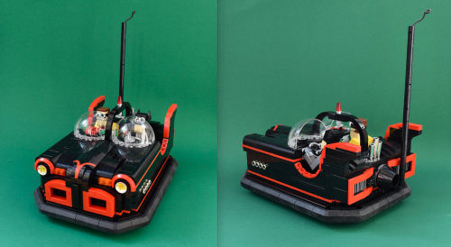 Lego Batman Bumper Car Dodgem