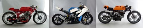 Lego Technic Motorbikes