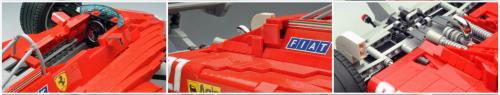 Lego Ferrari 126C2