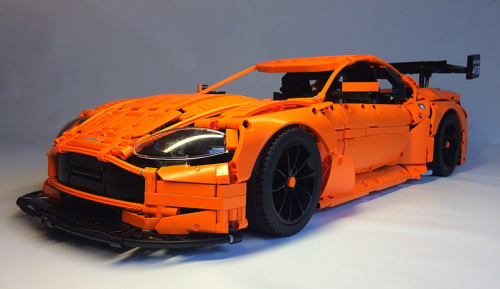 aston martin the lego car blog. Black Bedroom Furniture Sets. Home Design Ideas