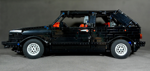 Lego Technic Volkswagen Golf GTI RC
