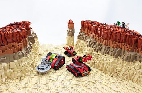Lego M-Tron
