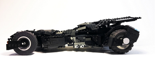 Lego Batman V Superman Batmobile
