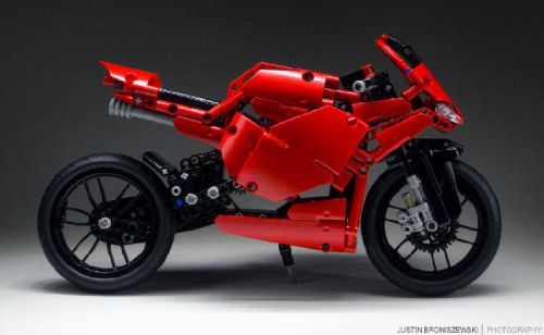 Lego Technic Superbike