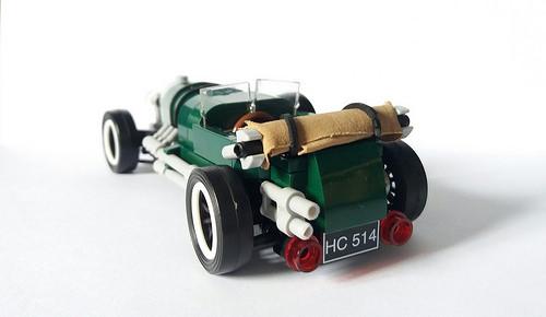 Lego Bentley 4 1/2 Litre Blower