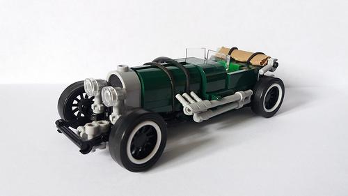Lego Blower Bentley