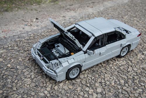 Lego Peugeot 607