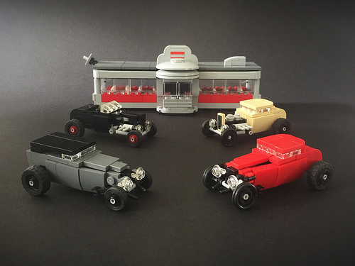 Lego Hot Rod Diner