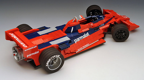 Lego Brabham BT46B Fan Car