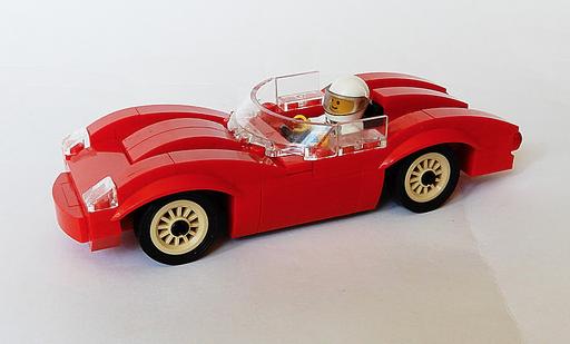 Lego Škoda 1100 OHC