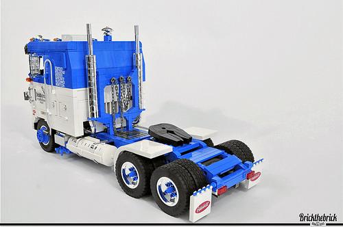 Peterbilt | THE LEGO CAR BLOG