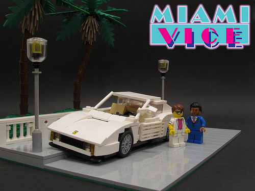 Vice Vice Baby The Lego Car Blog