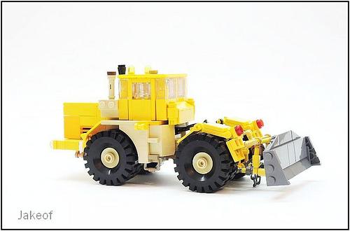 Lego Kirovets 700 4x4