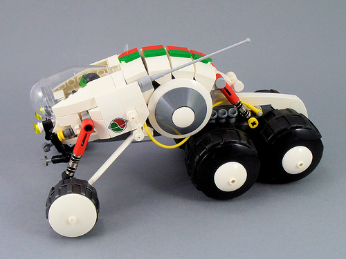 Lego Octan Sci-Fi Desert Bug