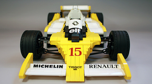 Lego Renault RS10 Formula 1 Car RoscoPC