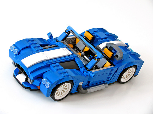 Lego Creator Alternative Car