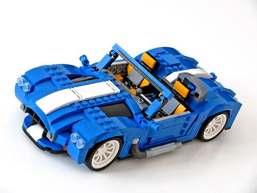 Lego Creator Alternative Car