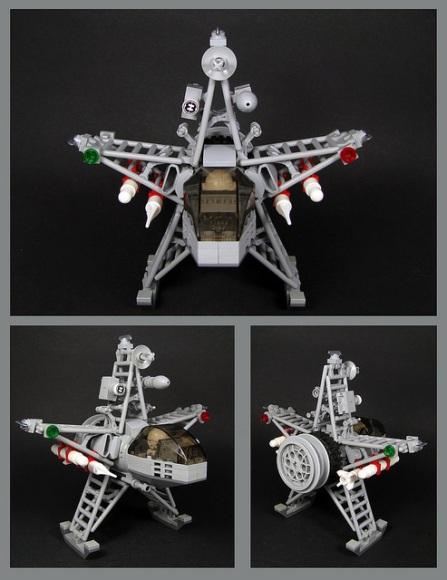 Lego Starfighter