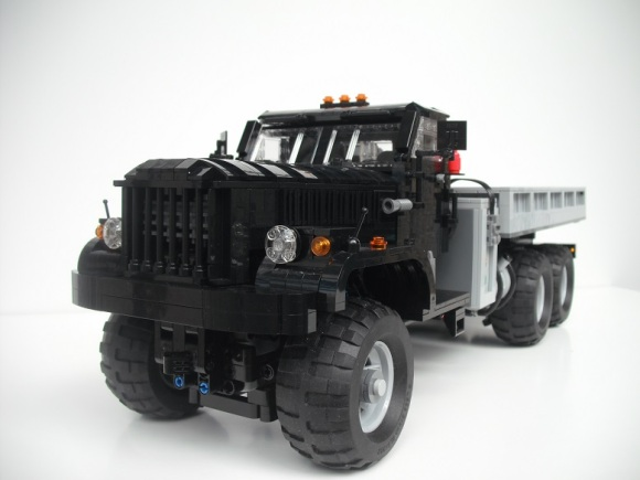 Lego KrAZ 255 Truck Remote Control