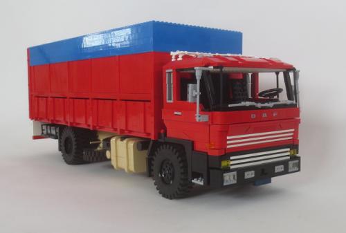 Lego DAF FA 1600 DF