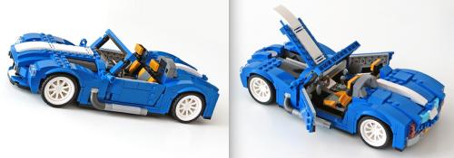 Lego 31070 Alternate
