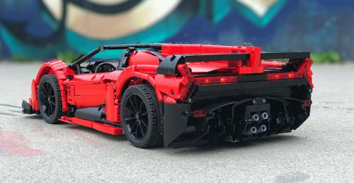 Lego Technic Lamborghini Veneno