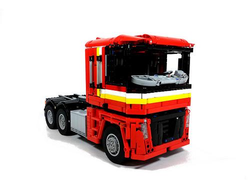 Lego Technic Truck RC