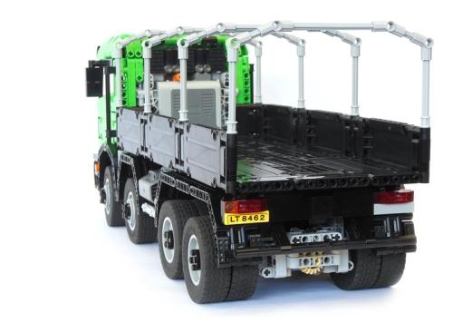 Lego Technic Truck 8x8 Remote Control