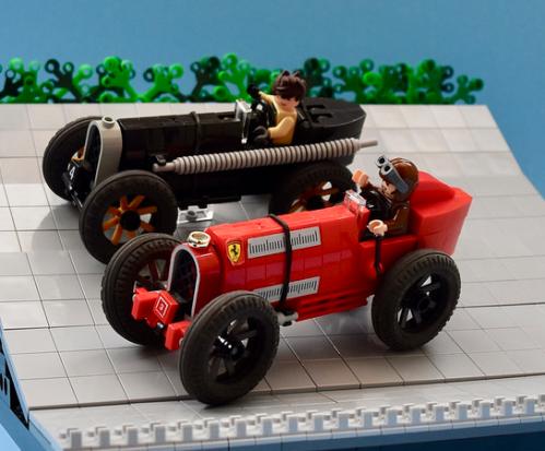 Lego Brooklands 1935