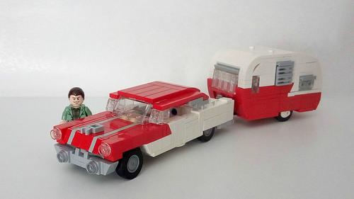 Lego 1956 Pontiac Catalina