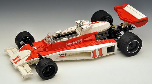 Lego McLaren M23