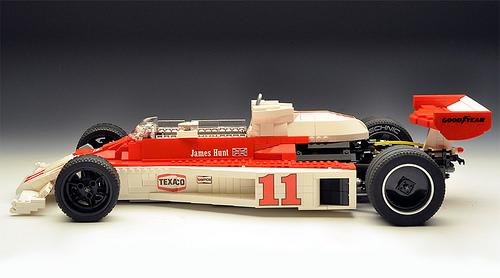 Lego McLaren M23 Formula 1 Car