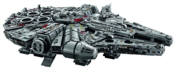Lego 75192 Millennium Falcon Preview