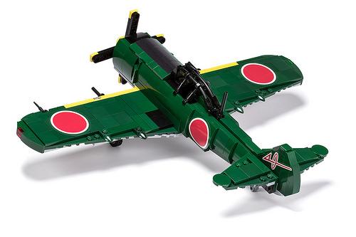 Lego Nakajima Ki-84 Hayate