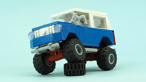 Lego Off-Roader Bronco