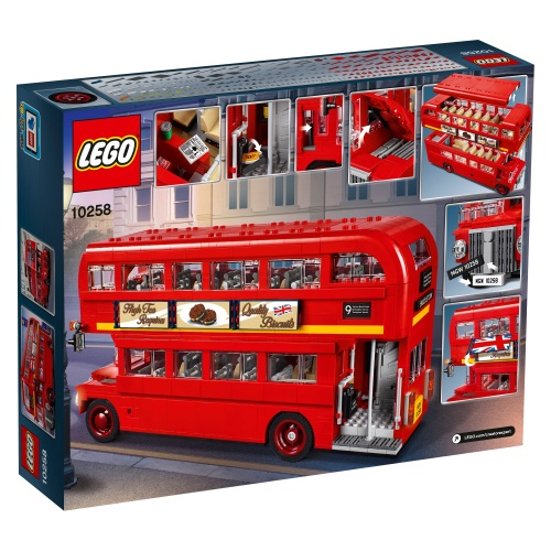 LEGO 10258 London Bus Set Review