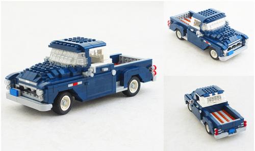 Lego 1957 Chevrolet 3100 Stepside