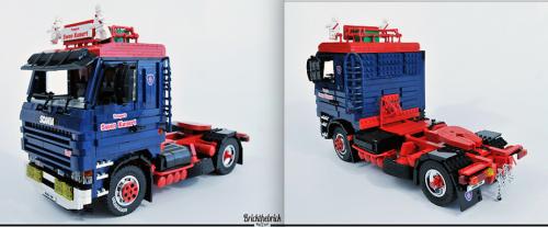 Lego SCANIA 113M 320