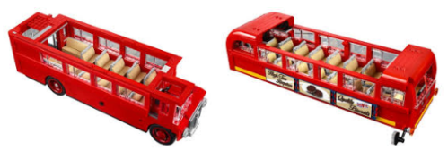 Lego London Bus Review