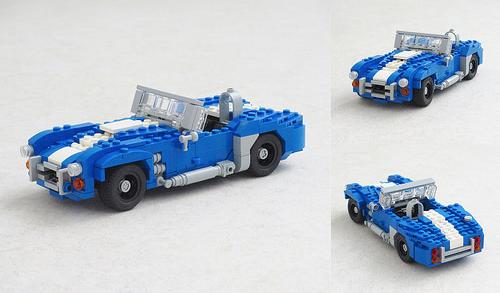 Lego AC Cobra