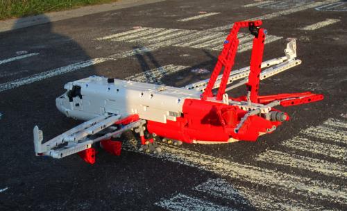 Lego Technic Airliner