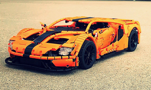 Screen Shot At on 2017 Ford Gt Lego