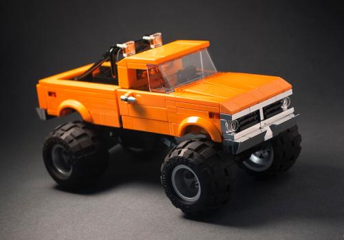 Lego Ford F-250 1975