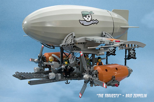 Lego Air Pirates