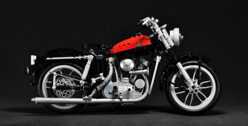 Lego Harley Davidson Sportster 1957