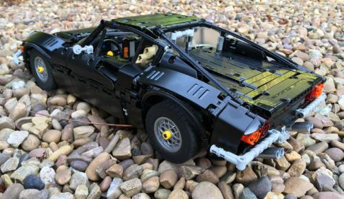 Lego Technic Ferrari Dino